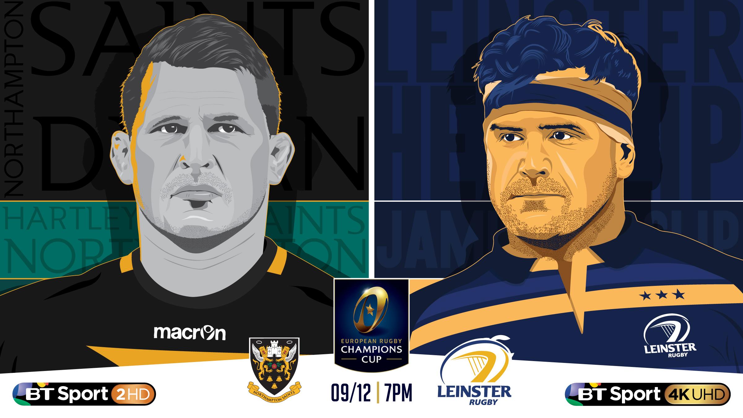 Northampton-vs-Leinster-graphic-Hartley-Heaslip