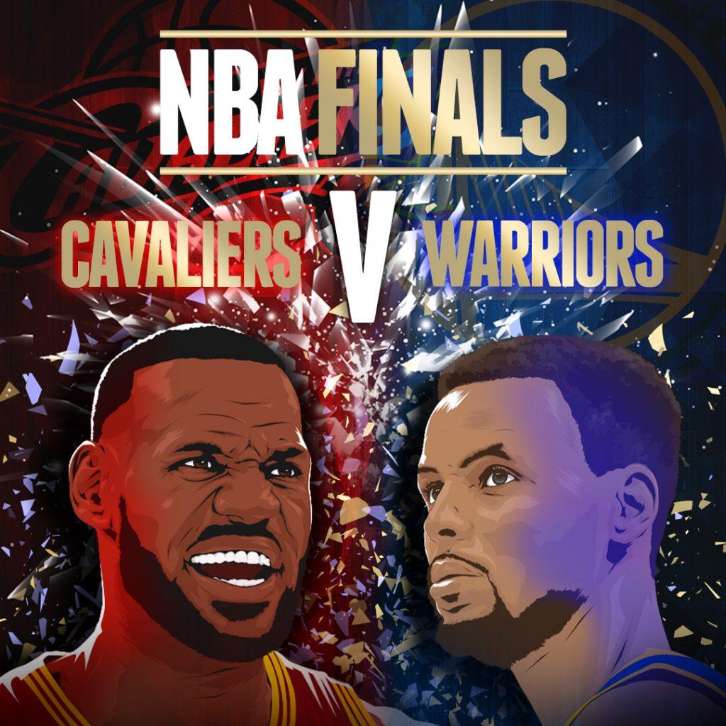 NBA Playoffs Final 1
