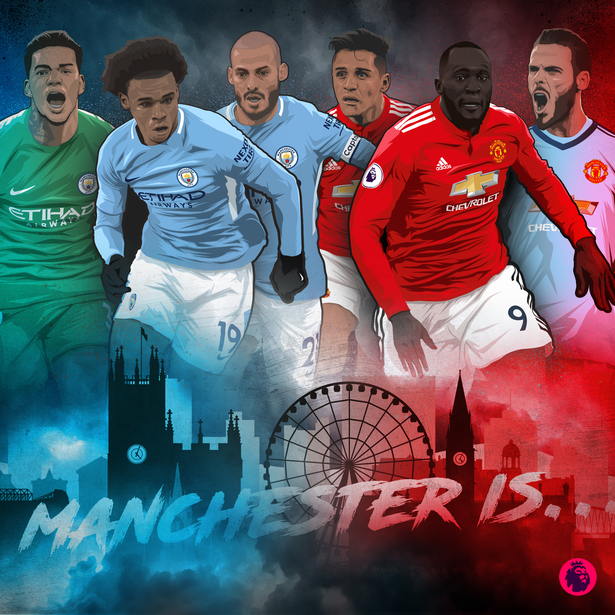 PL - Manchester Derby Idea