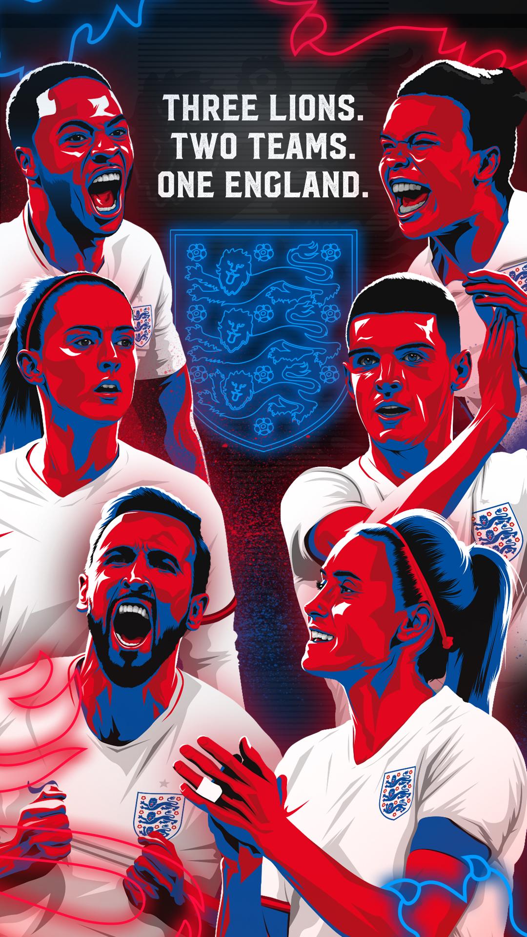 England 3 Lions 2 Teams 1 England 1080x1920