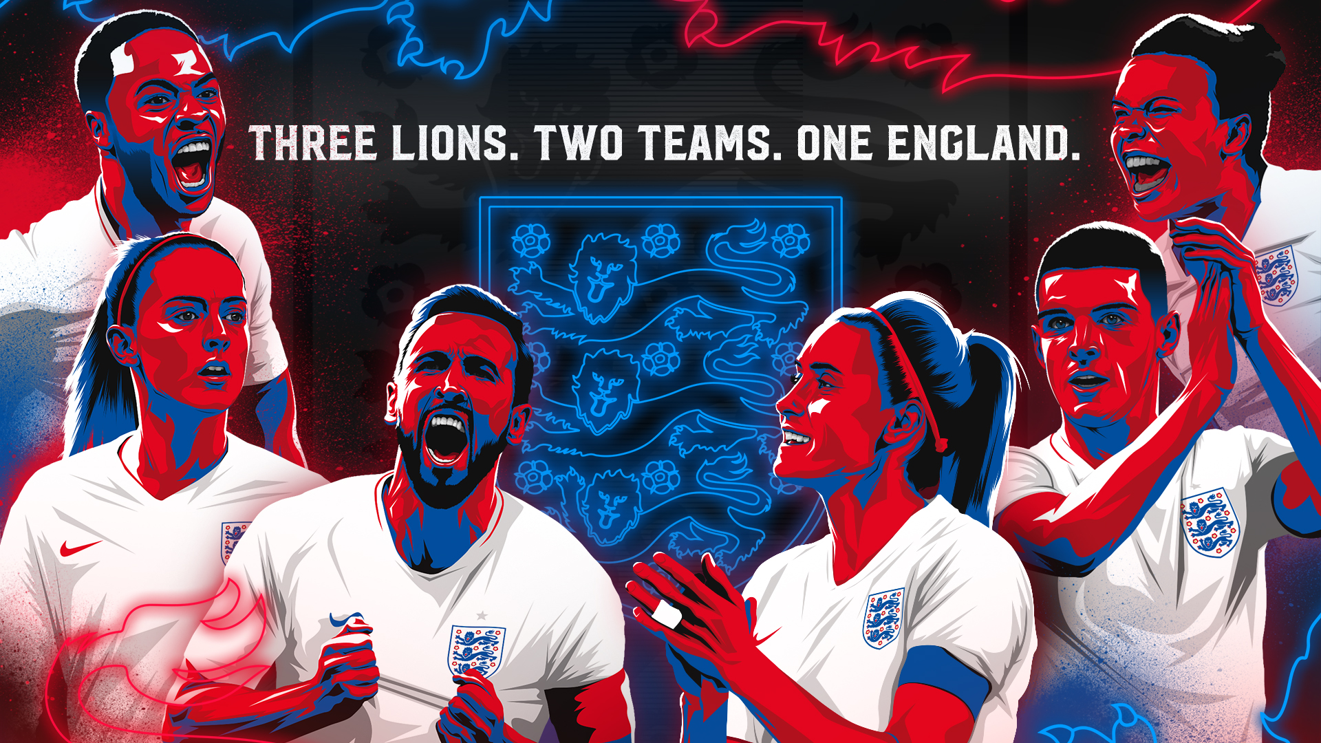 England 3 Lions 2 Teams 1 England 1920x1080